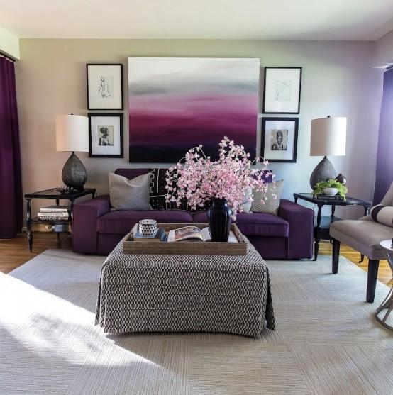 fotogalerie obývací pokoje inspirace
