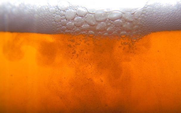 domácí točené pivo