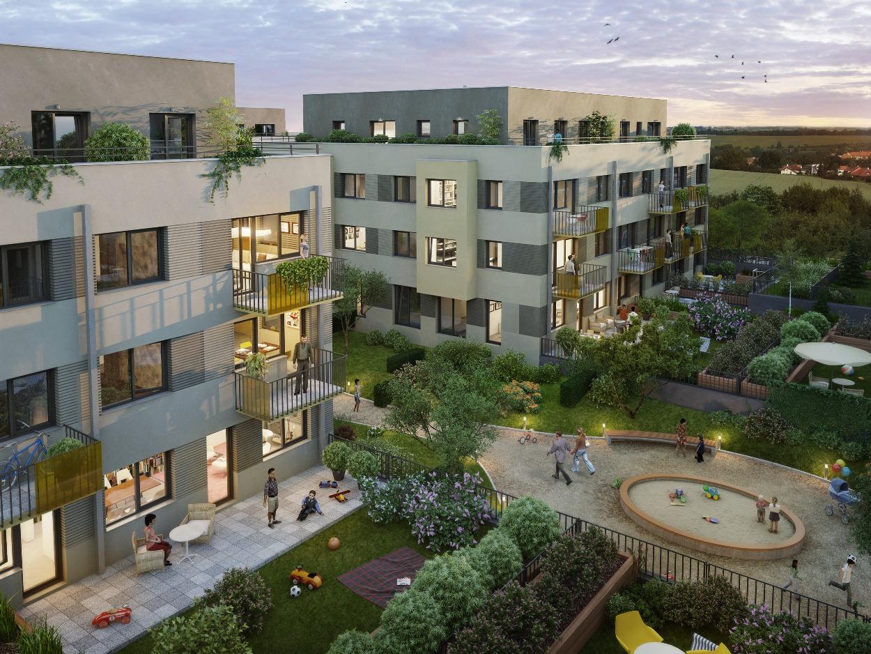 byty - pětihvězdičkové bydlení