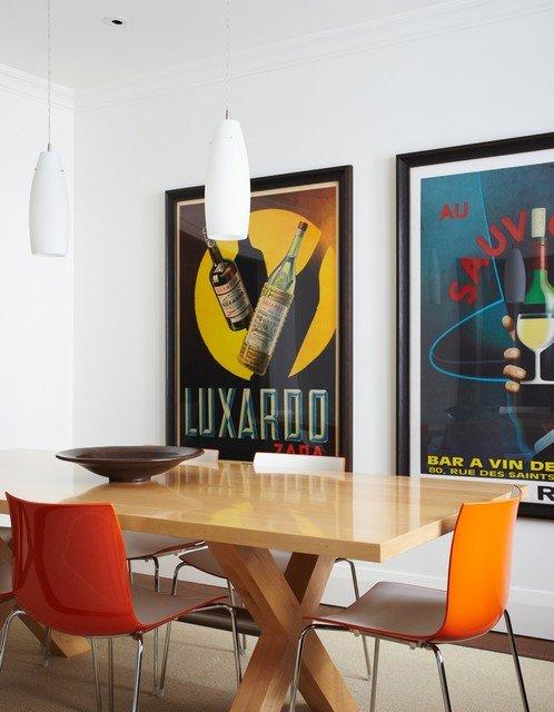vintage plakáty