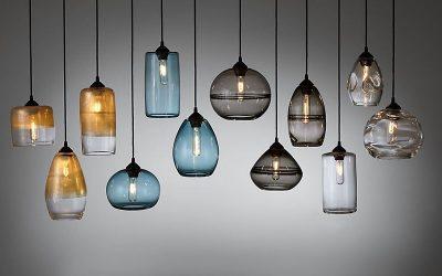 Moderní interiérové osvětlení