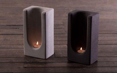 Svícny a stojany pro čajové svíčky