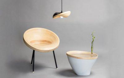 Ekologický Sagano nábytek z bambusu