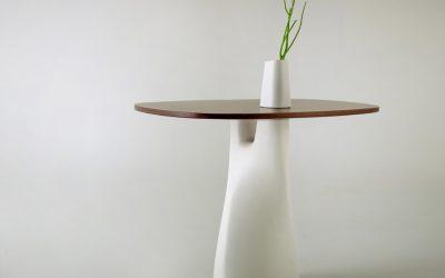 Stůl inspirovaný přírodou