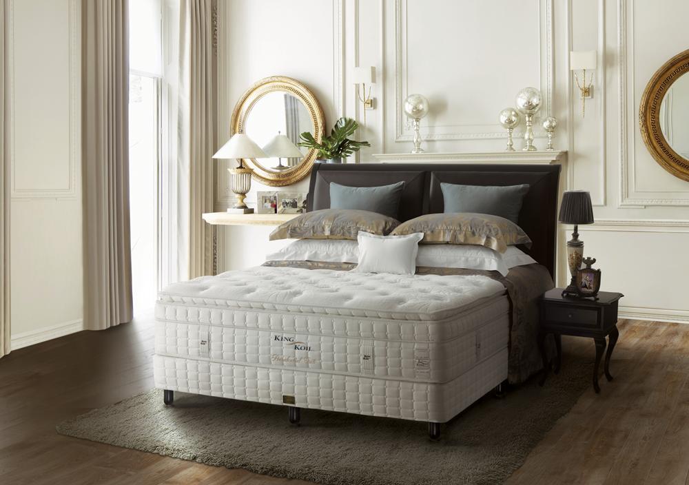 Royal Comfort – luxusní postele o kterých sníte