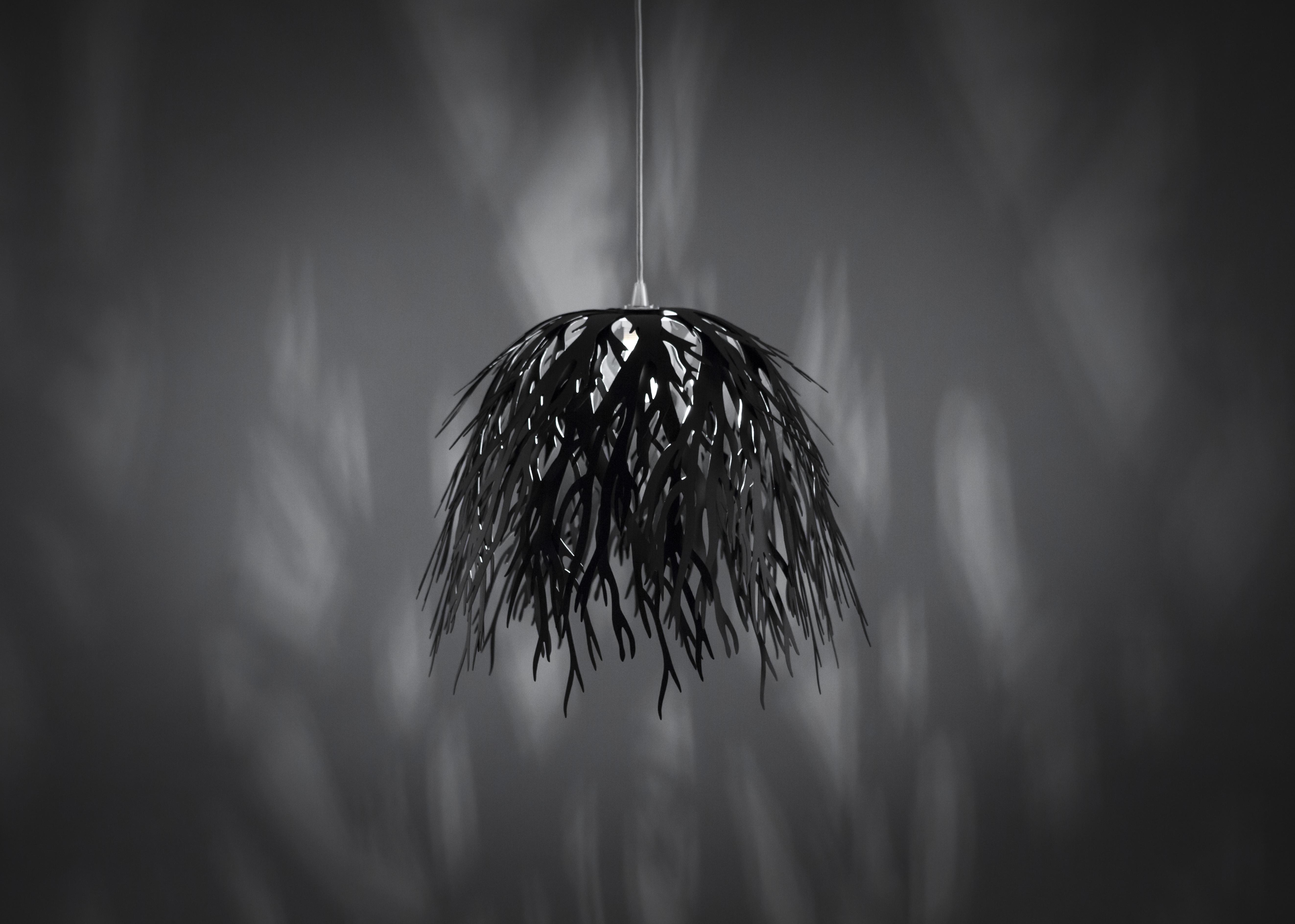 Svítidlo Ramus v černém provedení